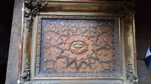 Un tableau reliquaire à Saint-Sernin